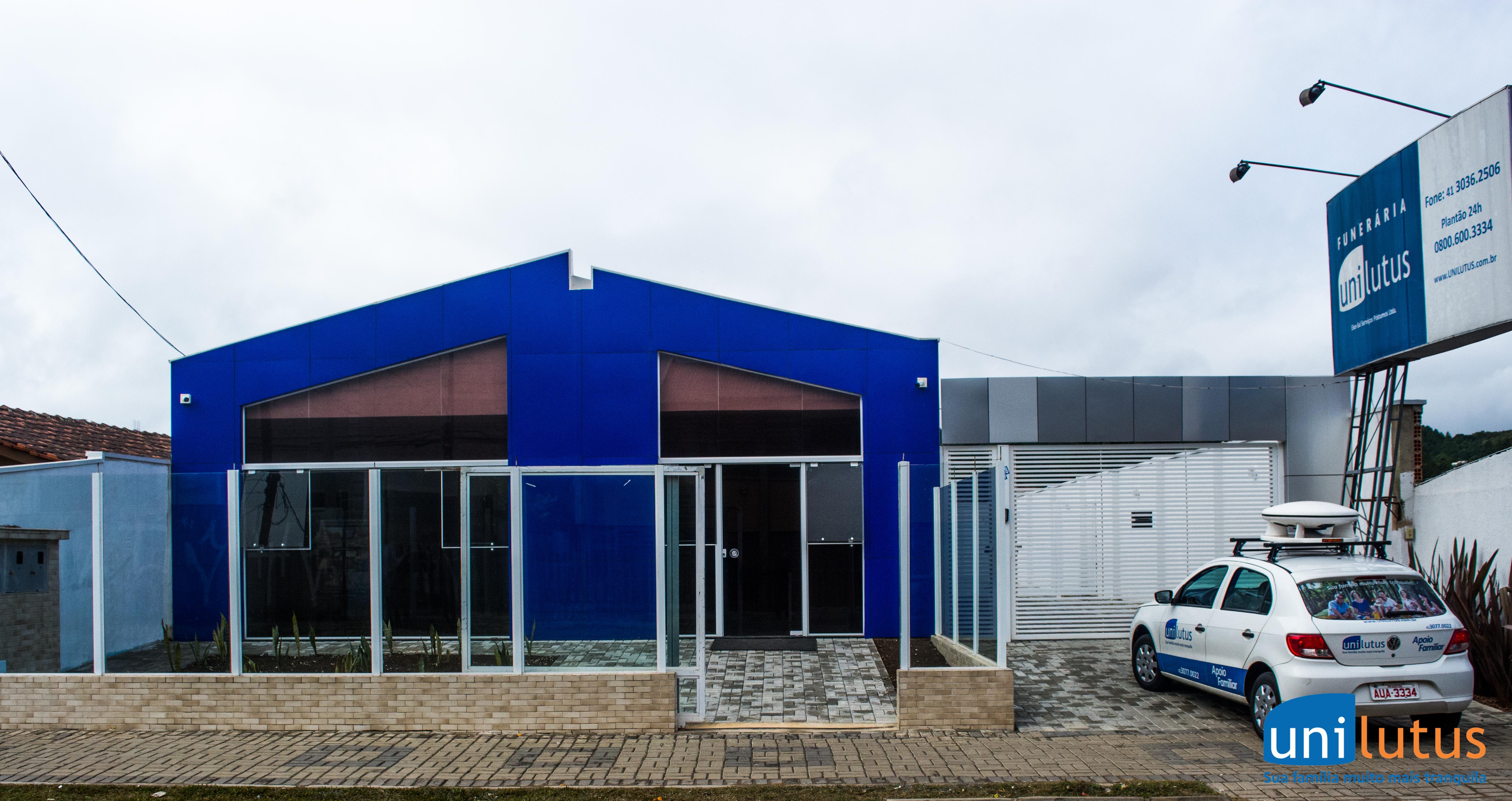 Conheça a nova sede e capela de Almirante Tamandaré