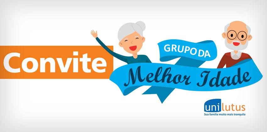Convite: Reunião Grupo da Melhor Idade