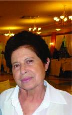 Maria Santiago de Barros
