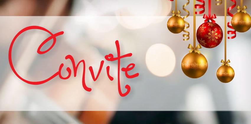 Convite: Apresentação Especial de Natal