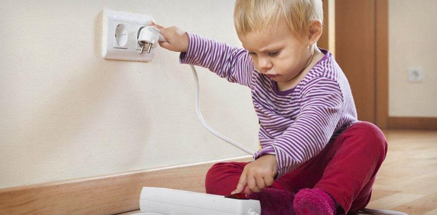 Cuidado com acidentes domésticos