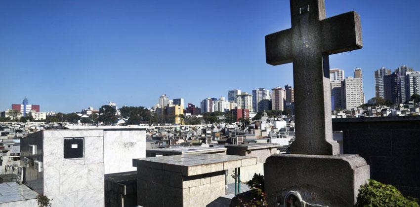 Cemitérios fechados para o Dia da Mães