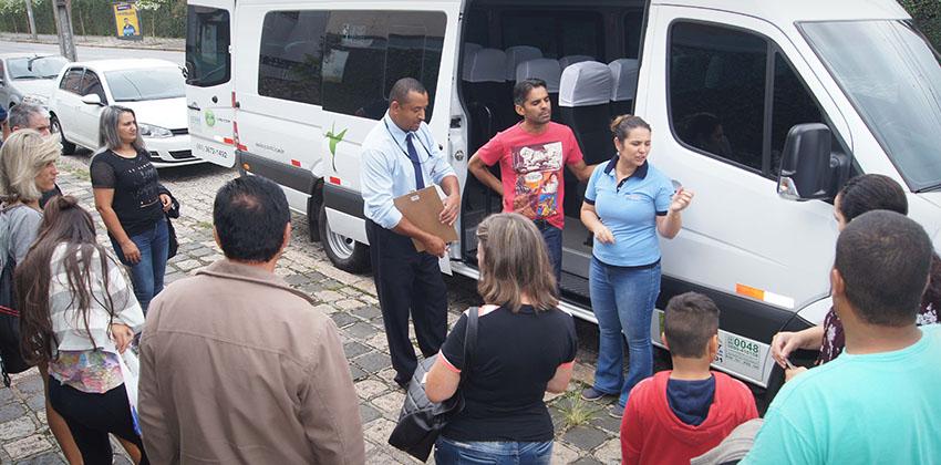 Associados Unilutus visitam Ilha do Mel