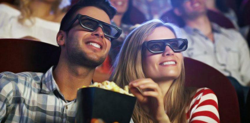 Dia dos Namorados no Cinema!
