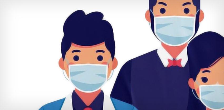 Uso de máscaras é obrigatório no Paraná