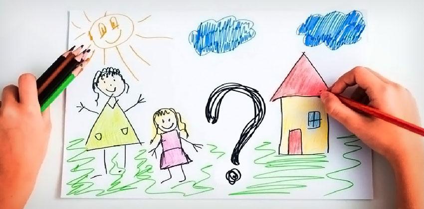 Dia dos Pais com crianças sem pai