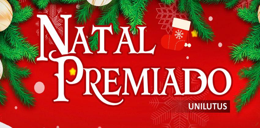"""Participe do """"Natal Premiado Unilutus"""""""